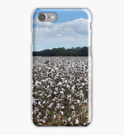 Cotton Patch iPhone Case/Skin