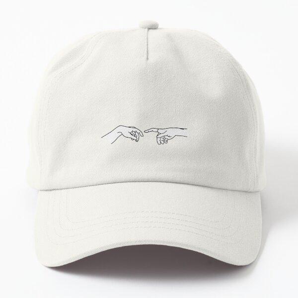 Minimal Creation of Adam Dad Hat