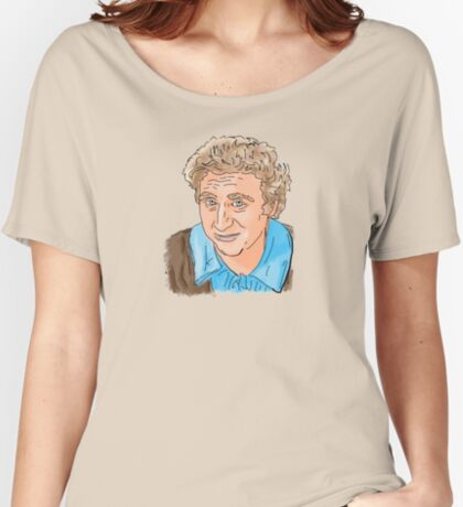 Gene Wilder Women's Relaxed Fit T-Shirt