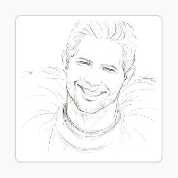 Cullen: Happiness Sticker