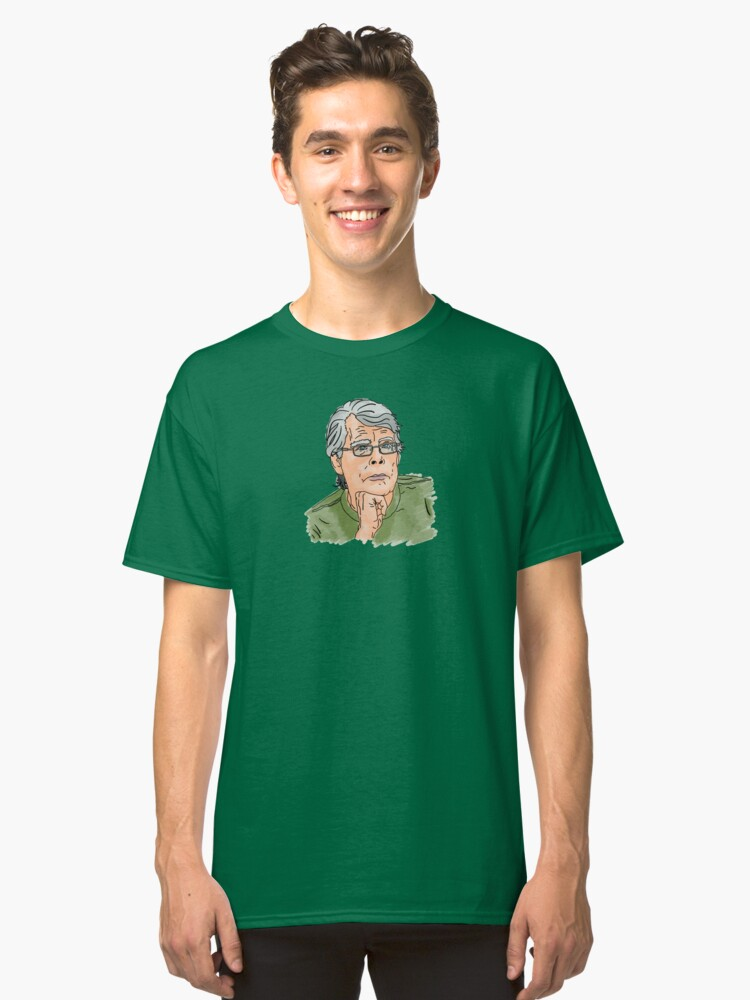 Alternate view of Stephen King Classic T-Shirt