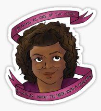 Shirley Bennett Sticker