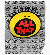 All That (vintage) Poster