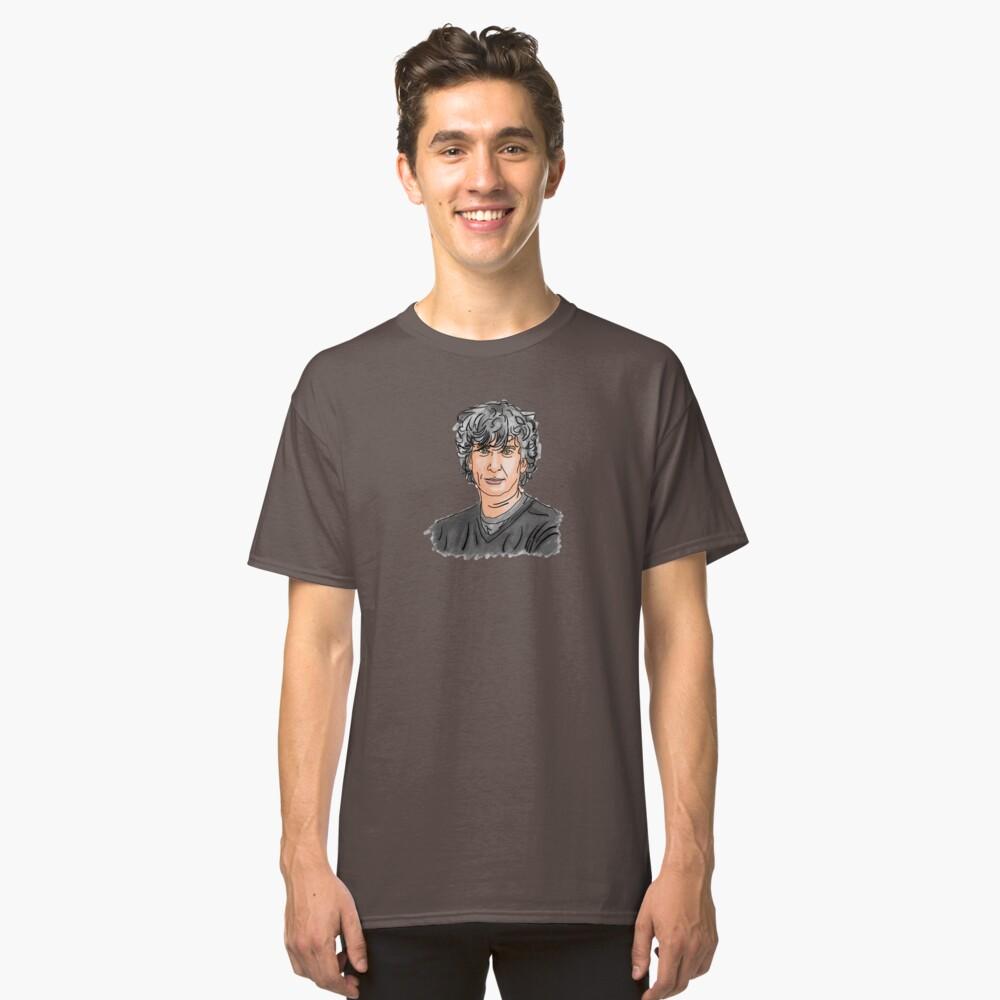 Neil Gaiman Classic T-Shirt
