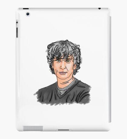 Neil Gaiman iPad Case/Skin