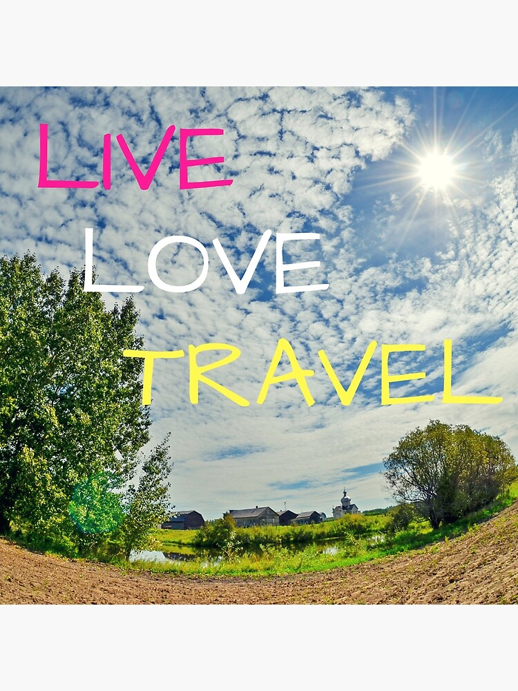Live Love Travel by jessonajourney
