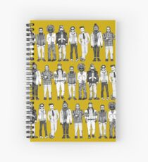 DUDES Spiral Notebook