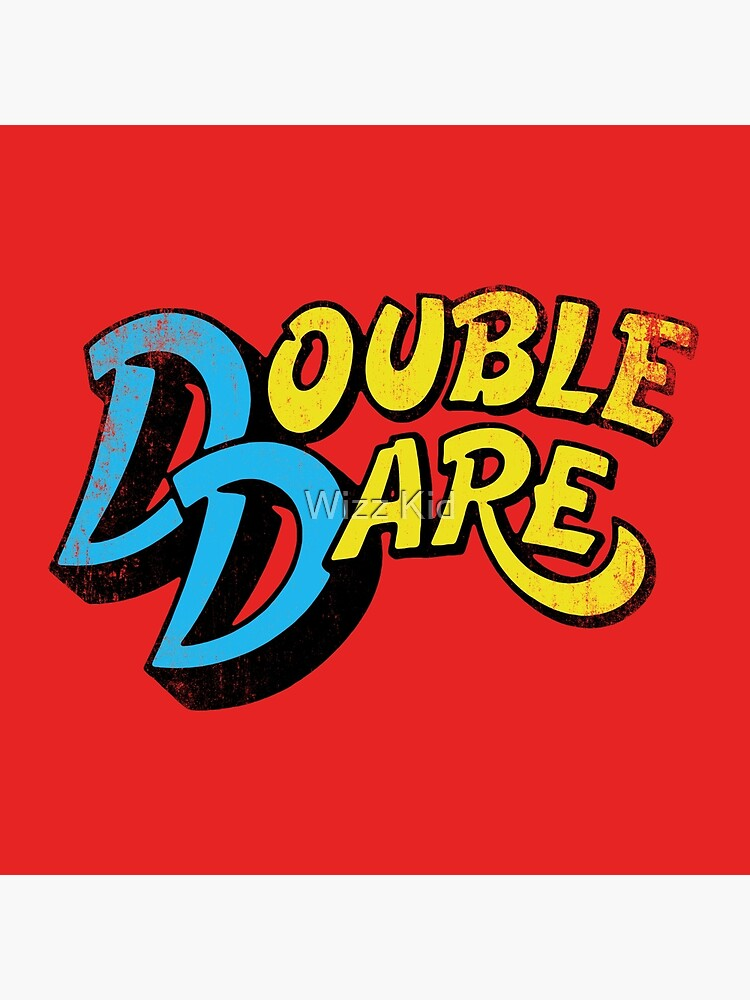 Double Dare (vintage) by MakeWayGFX