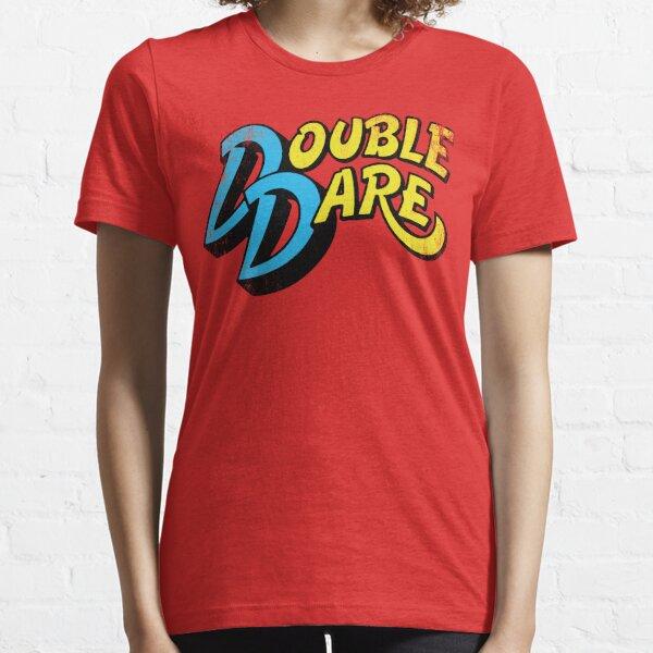 Doble desafío (vintage) Camiseta esencial