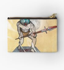 The White Queen-Bishop's Pawn Studio Pouch