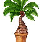 « Friendly Palm Tree » par studiocyanotype