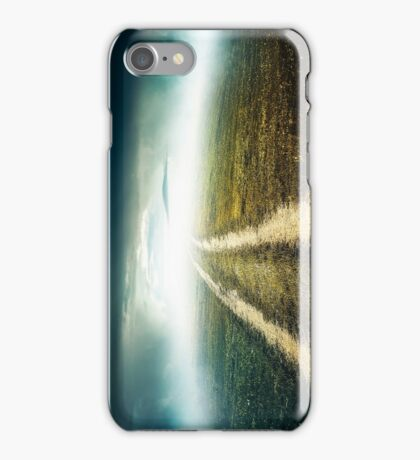 Mountaintop Path iPhone Case/Skin