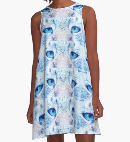 Ice Spirit A-Line Dress