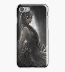 halooween girl iPhone Case/Skin