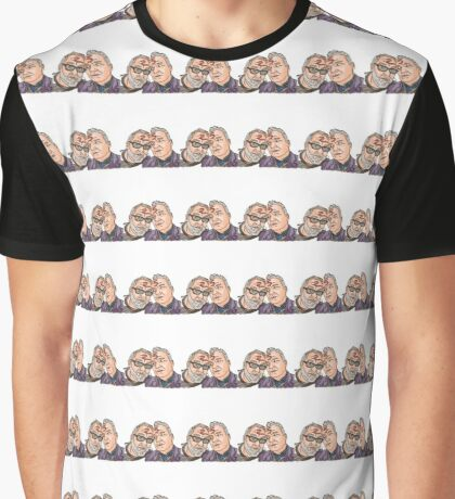 Vic and Bob Graphic T-Shirt