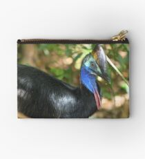 The Southern Cassowary Studio Pouch