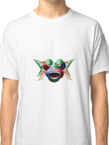Funny Futuristic Monster Classic T-Shirt