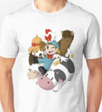 Harvest Moon (Back To Nature) T-Shirt