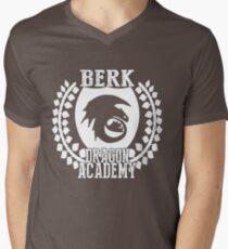 Berk Dragon Academy Tee Men's V-Neck T-Shirt