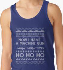 NOW I HAVE A MACHINE GUN - DIE HARD Tank Top