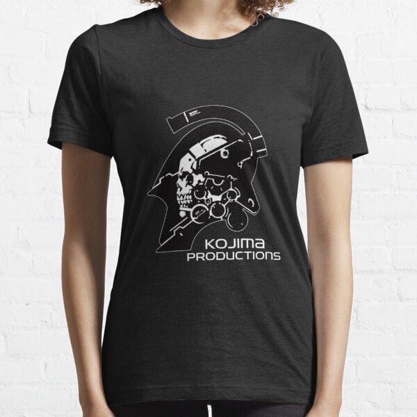 KOJIMA PRODUCTIONS New Kojipro Logo Hideo Kojima Essential T-Shirt