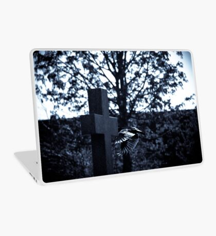 But who is stronger than death? Laptop Skin