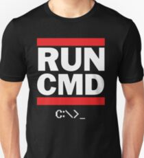 Run CMD - Run DMC T-Shirt