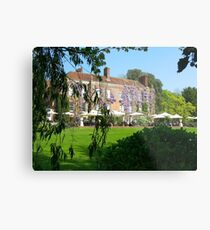 Pashley Manor Metal Print