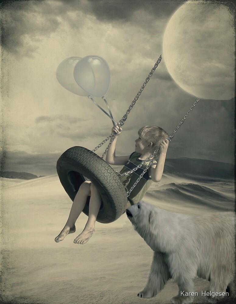 Just Believe... by Karen  Helgesen