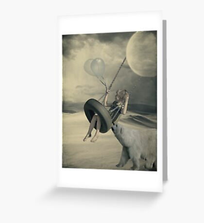 Just Believe... Greeting Card