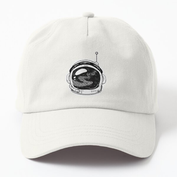 Space Head Dad Hat