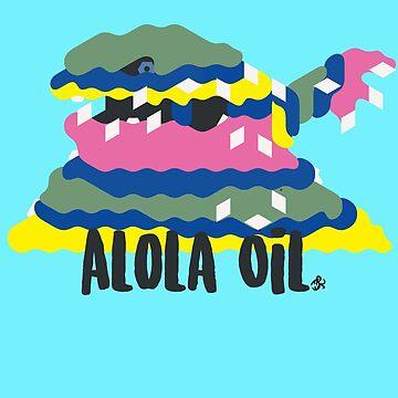 Alola Oil by TheJoshurawr