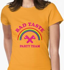 Bad Taste Party Team (Unicorn / Rainbow) T-Shirt