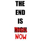 The End is Now by Sam Whitelaw