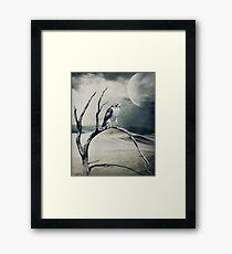 Dust Bowl... Framed Print