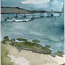 « A la plage » par studiocyanotype