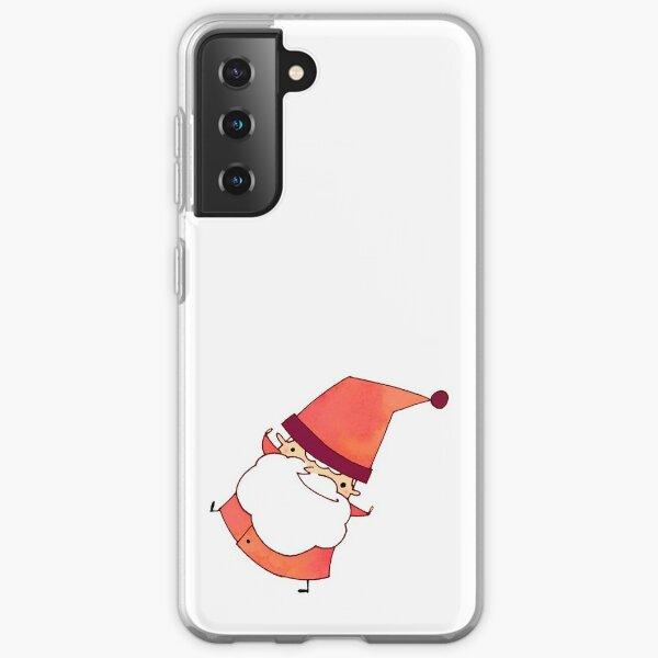 Happy Little Santa (#06) Samsung Galaxy Soft Case