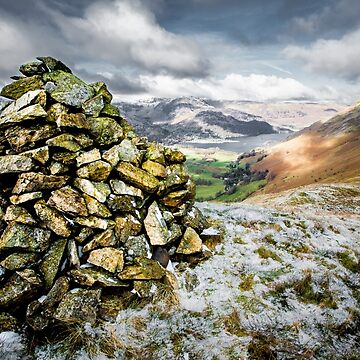 A Cairn for Ed by asabphotography