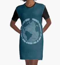 No one in the world that I don't hate right now Graphic T-Shirt Dress