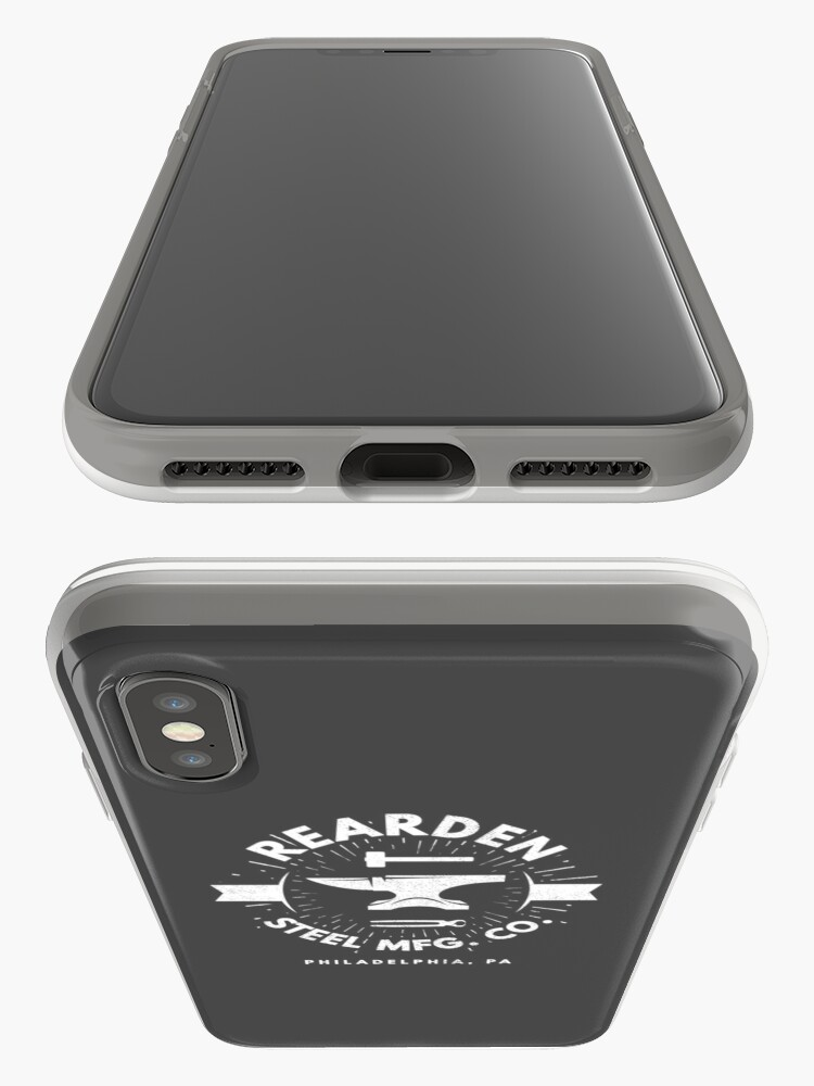 Alternate view of Rearden Steel iPhone Case & Cover