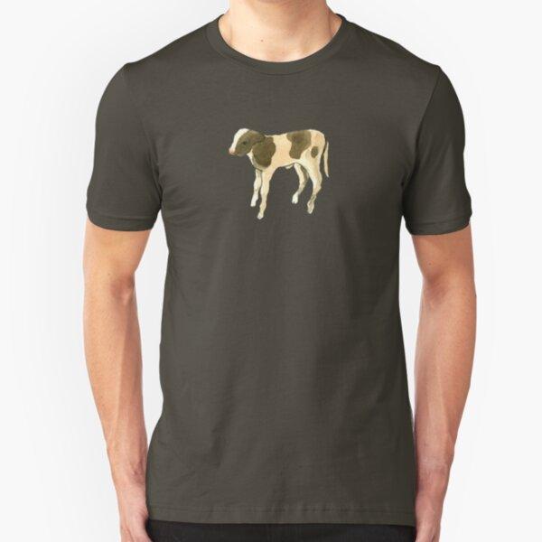 Sweetheart Calf Slim Fit T-Shirt