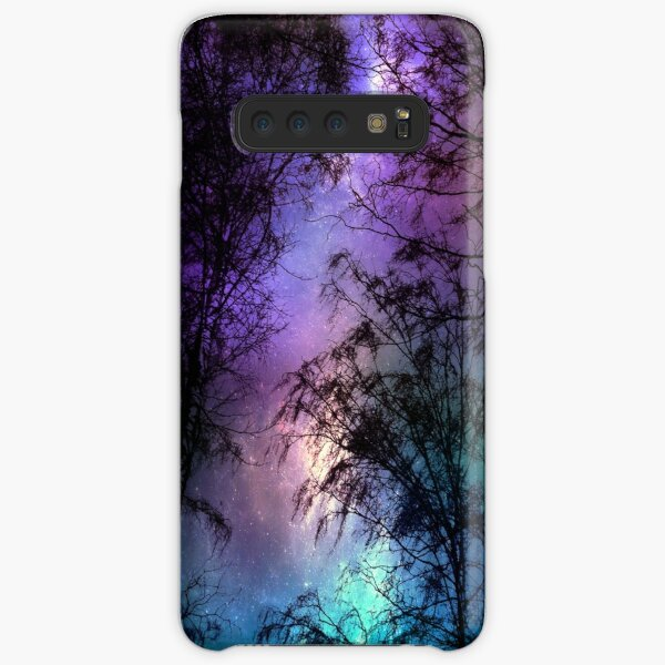 Night sky 1 Samsung Galaxy Snap Case