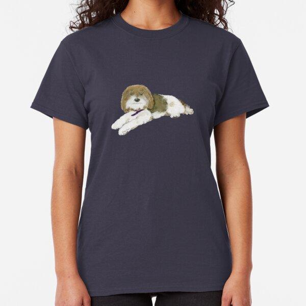 "Wonder Dog ""Blossom"" Classic T-Shirt"