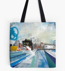 LIVERPOOL WATERFRONT 2 Tote Bag