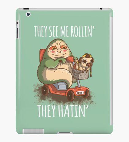 They see me Rollin' iPad Case/Skin