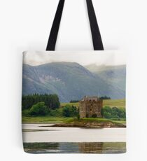 Castle Stalker Tote Bag