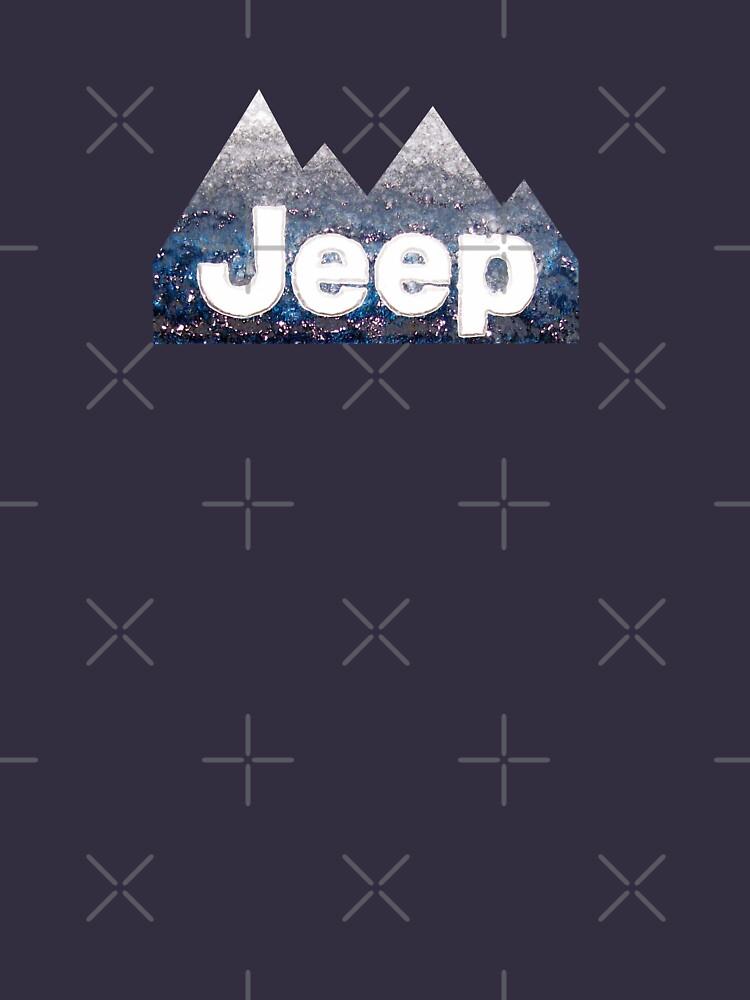 Jeep by squarebubble