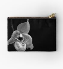 Slipper Orchid Studio Pouch