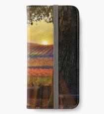 Radiant Vineyard iPhone Wallet/Case/Skin
