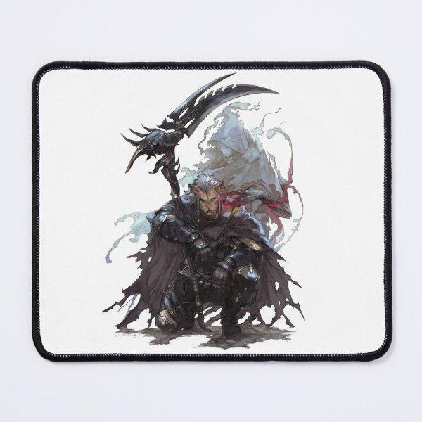 Reaper Final Fantasy XIV Mouse Pad
